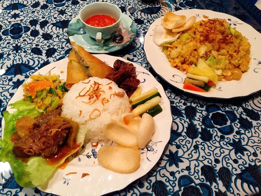 インドネシア料理 光苔