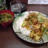 えぞ松 - 料理写真:ホイコーロー定食680円