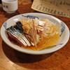 赤垣屋 - 料理写真:〆鯖