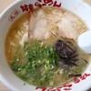 九州筑豊ラーメン 山小屋 - 料理写真:らーめん600円
