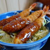 むらい - 料理写真:えび丼(\1350税込み)