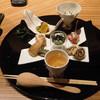 嵯峨沢館 - 料理写真:食前酒・前菜