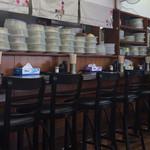 レストラン ベア - ランチの下準備が凄い!