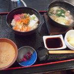 ちゃんこ一番 - 海鮮丼定食