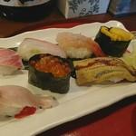 ながしま - 料理写真:上生寿司
