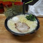 らっち家 - 塩ラーメン(中)