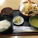 63833896 - 上天ぷら定食