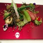 63842962 - 野菜サラダ(浅野、高さんの)
