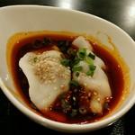 リトル成都 - セットの水餃子