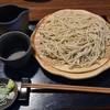 眞智蕎麦 - 料理写真:もりそば750円。