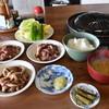 ジンギスカン料理 ろうかく荘 - 料理写真:全景