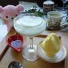 しょうゆ きゃふぇ - 料理写真:生プリン&コーヒー。