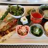 カフェ笑夢 - 料理写真:こちらのメニューは「ランチ・デザート付き」で¥1000です♪