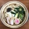 さかゑ食堂 - 料理写真:なべやきうどん