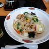 蓮田サービスエリア(下り線)レストラン - 料理写真:皿うどん950円