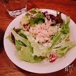ノーマル - ランチのサラダ