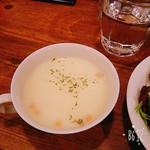 ノーマル - ランチのスープ