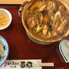 まことや泰平 - 料理写真:親子みそ  900円 土鍋のふたは無い状態で提供される
