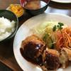 プチグリルサトー - 料理写真:クリームとんかつ定食
