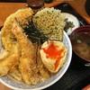 たま天 - 料理写真:天丼 並 with揚げ玉子