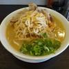 樽屋 - 料理写真:中華そば肉 小のニンニク入り辛もやしトッピング