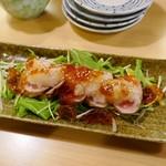 浜味屋 - 本鮪頭肉たたき