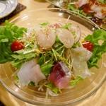 浜味屋 - 海鮮サラダ