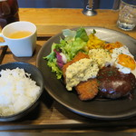 5FIVE CAFE&DINER - 5ファイブランチ 1,200円(税込)