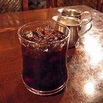 珊瑚礁 - アイスコーヒー