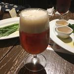 アヒージョ - ビールB
