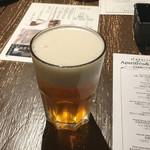 アヒージョ - ビールA