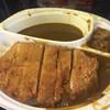 アルプス - 料理写真:チキンカツカレー大盛600円 テイクアウト