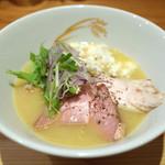 麦の道 すぐれ - 炙り真鯛らーめん…780円