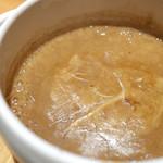 麦の道 すぐれ - 小麦の香り濃厚つけ麺…850円