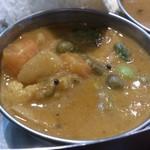 スパイス クラフト - ・野菜カレー