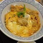 蕎麦前処 二尺五寸 - 親子丼セット 1,260円