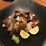 こふく - 地鶏炙り焼き