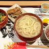 麺喰 - 料理写真:豚肉と白菜のつけ麺セット