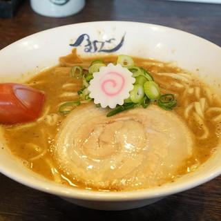 紡 - 料理写真:熟成らーめん(600円)