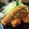 きむら - 料理写真:ミックスフライ定食(1,600円)