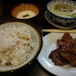 牛タン焼専門店 司 - 牛タン定食