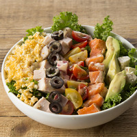 SALAD/FARMER'S COBBサラダ オーガニックアガベドレッシング