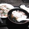 えん弥 - 料理写真:五目中華丼とミニラーメン