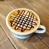 PORTLAND CAFE and MARKET - ドリンク写真:カフェモカはホイップクリームもオプションで