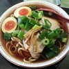 麺屋 7.5Hz+ - 料理写真:【中華そば 中盛 + おいしい味付玉子】¥650 + ¥100