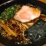 喜乃壺 - 鶏支那蕎麦 醤油 炭焼きチャーシュー