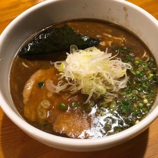 喜乃壺 - 料理写真:鶏油 醤油 炭焼きチャーシュー