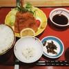醍醐 - 料理写真:日替定食(豚串カツ定食)(税込780円)