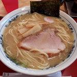 十二社 大勝軒 - 中華そば・塩(700円)