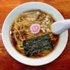 初富士 - 料理写真:中華そば(並)500円